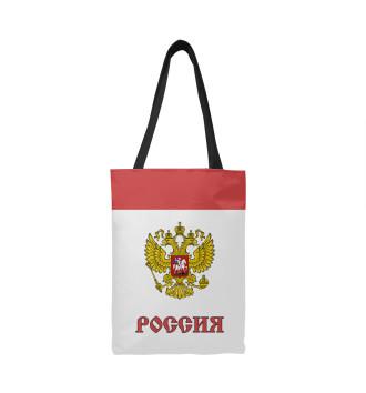 Сумка-шоппер Сборная России по хоккею