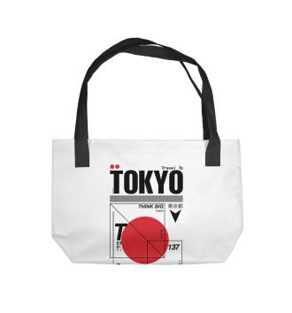 Пляжная сумка Tokyo