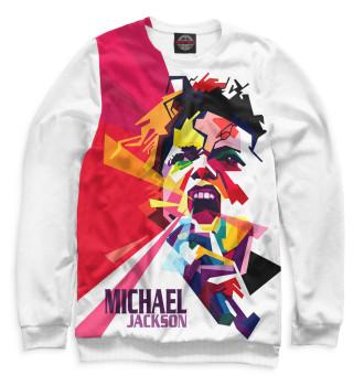 Мужской Свитшот Michael Jackson