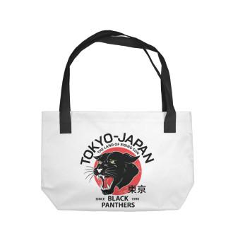 Пляжная сумка Tokyo Japan