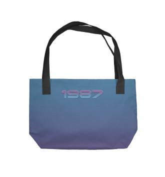 Пляжная сумка 1987