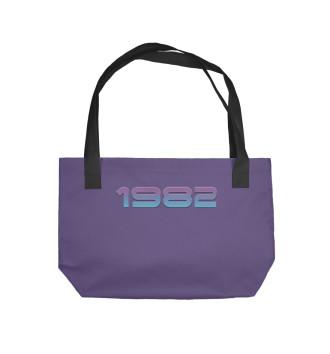Пляжная сумка 1982 neon