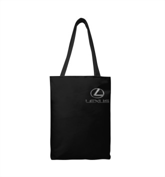 Сумка-шоппер Lexus