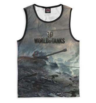 Мужская Майка World of Tanks