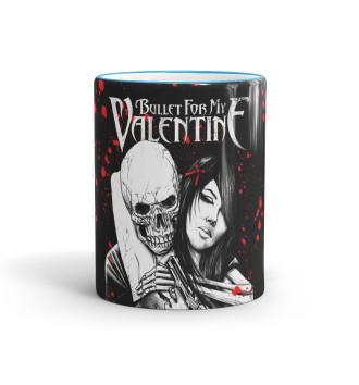 Кружка Bullet For My Valentine