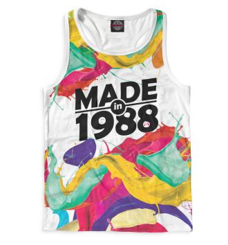 Мужская Борцовка Made in 1988