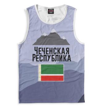 Мужская Майка Чечня