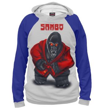 Мужское Худи SAMBO СССР