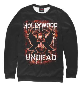 Женский Свитшот Hollywood Undead
