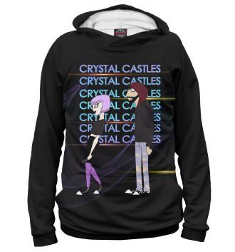 Женское Худи Crystal Castles