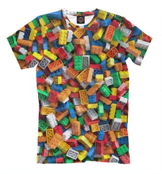 Мужская Футболка LEGO