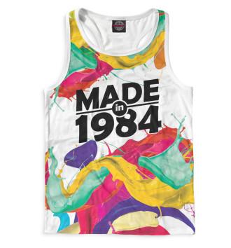 Мужская Борцовка Made in 1984