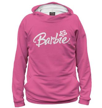 Мужское Худи Надпись Barbie