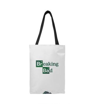 Сумка-шоппер Breaking bad