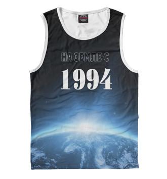 Мужская Майка На Земле с 1994