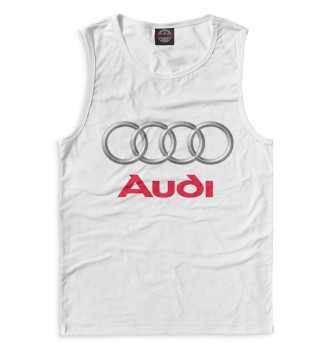 Мужская Майка Audi