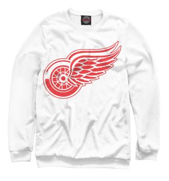 Женский Свитшот Detroit Red Wings