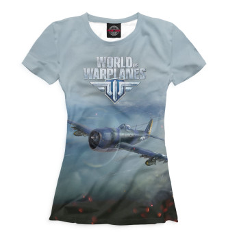 Футболка World of Warplanes