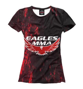Женская Футболка MMA