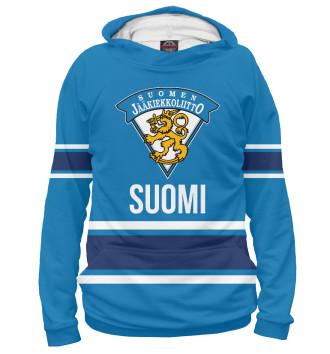 Худи для девочек Сборная Финляндии