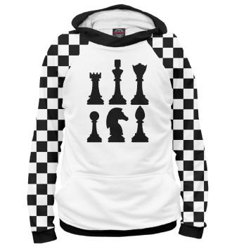 Мужское Худи Chess