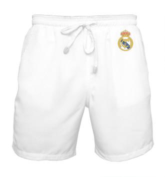 Мужская Шорты мужские Форма Реал Мадрид