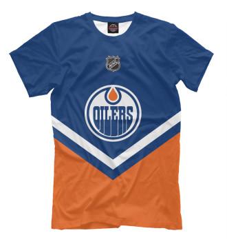 Футболка Edmonton Oilers
