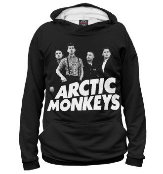 Женское Худи Arctic Monkeys