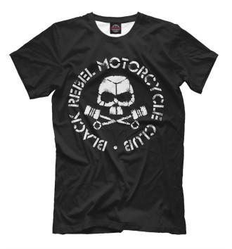Мужская Футболка Black Rebel Motorcycle Club