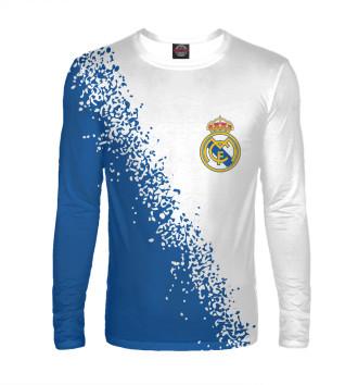 Мужской Лонгслив Real Madrid