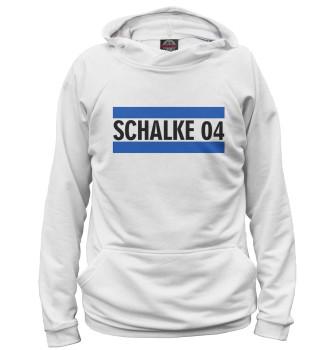 Мужское Худи Schalke 04