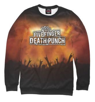 Мужской Свитшот Five Finger Death Punch