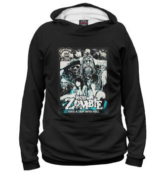Женское Худи Rob Zombie