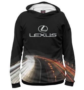 Мужское Худи Lexus