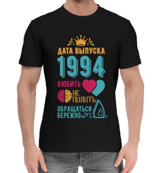 Мужская Хлопковая футболка 1994