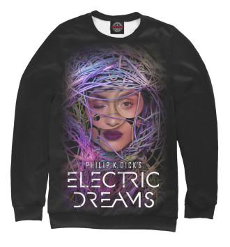 Женский Свитшот Philip K. Dick's Electric Dreams