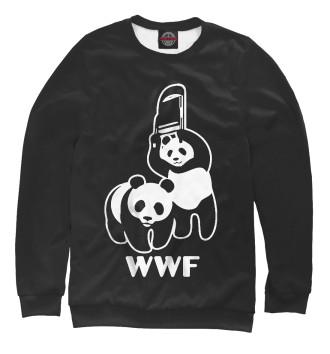 Женский Свитшот WWF Panda