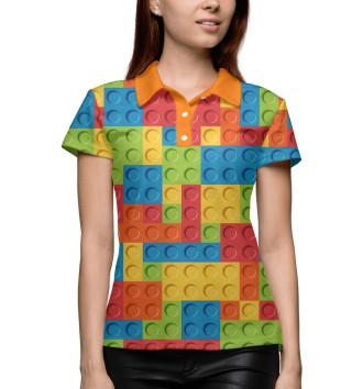 Женское Поло Лего