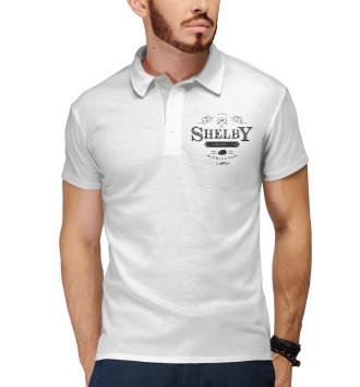 Мужское Поло Shelby Company Limited