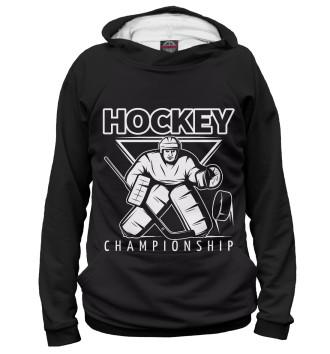 Женское Худи Чемпионат по хоккею