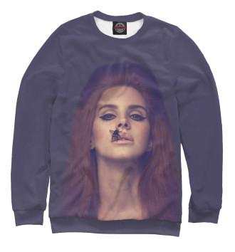 Женский Свитшот Lana Del Rey