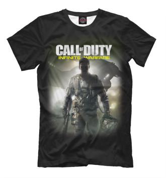 Мужская Футболка Call of Duty