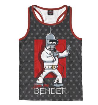 Мужская Борцовка Bender Presley