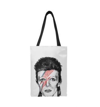 Сумка-шоппер David Bowie
