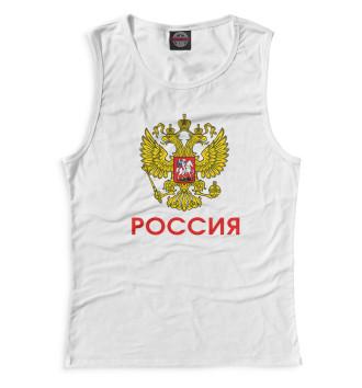 Женская Майка Сборная России