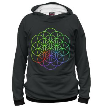 Мужское Худи Coldplay