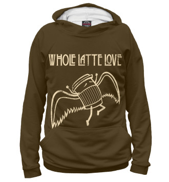 Женское Худи Whole Latte Love