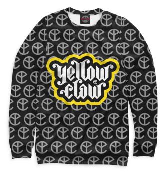 Мужской Свитшот Yellow Claw