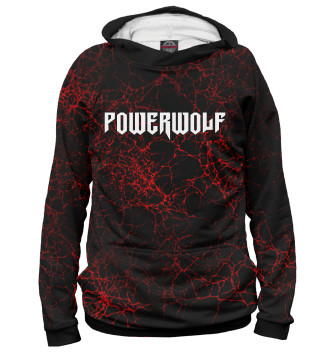 Женское Худи Powerwolf