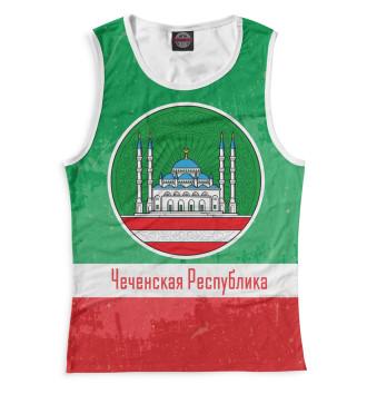 Женская Майка Чечня
